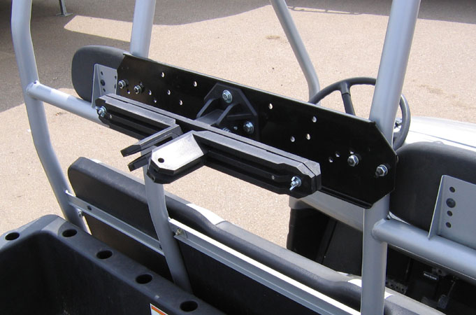 Polaris Ranger Bowkaddy Bow Rack