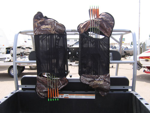 Polaris Ranger UTV Double Bow Rack
