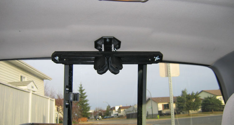 truck roof bow rack
